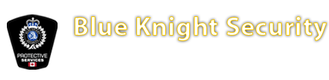 Blue Knight Security Homepage